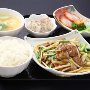 中華定食セット